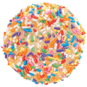 Picture of Birthday Cake Cookies
