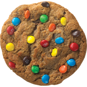 Picture of Original Chocolate Chip with M&M Cookies