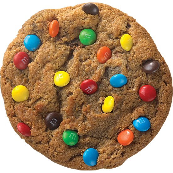Original Chocolate Chip with M&M Cookies