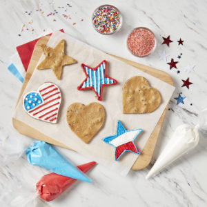 Picture of Team USA Decorating Kit (6 Count)